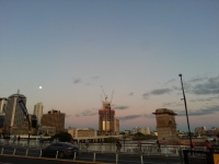Sunset 2nd May 2015 South Brisbane, Queensland, Australia Taken by Karletta Abianac