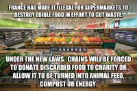France Food Laws 2015
